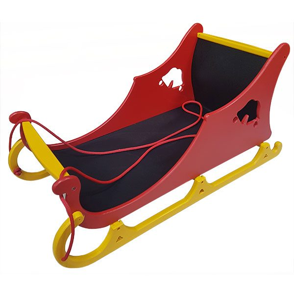 Recycled Plastic sleds made in Canada
