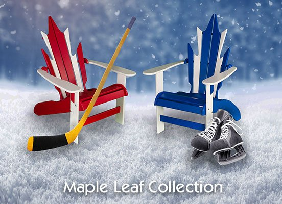 BeaverSprings Outdoor Plastic Furniture - Maple Leaf Collection